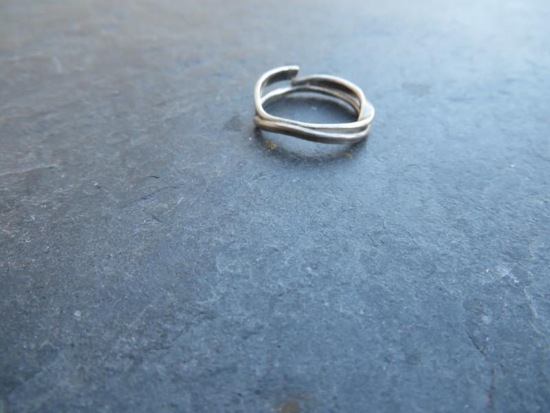 joia d'autor | anell de plata | conjunt DONA