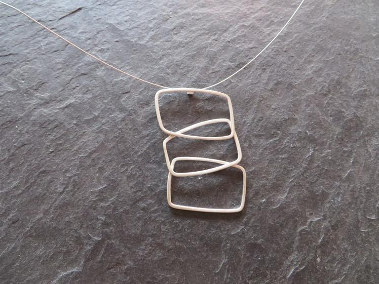 joia d'autor | penjoll de plata | conjunt FILS