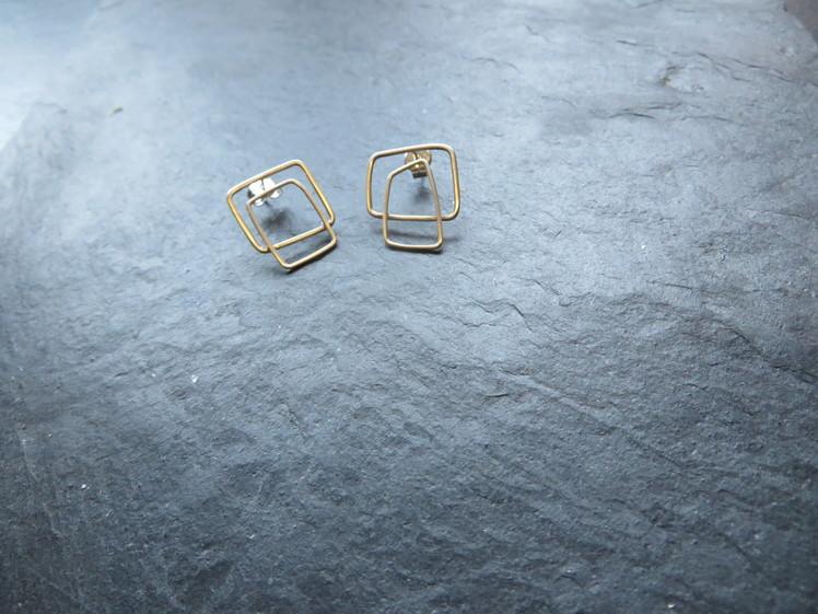 joia d'autor | arracades de plata (petites) | conjunt FILS