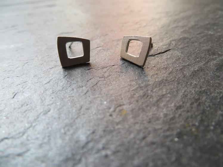 joia d'autor | arracades de plata | conjunt SARA