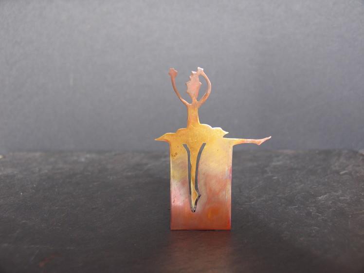 joia d'autor | punt de llibre | conjunt BALLARINA
