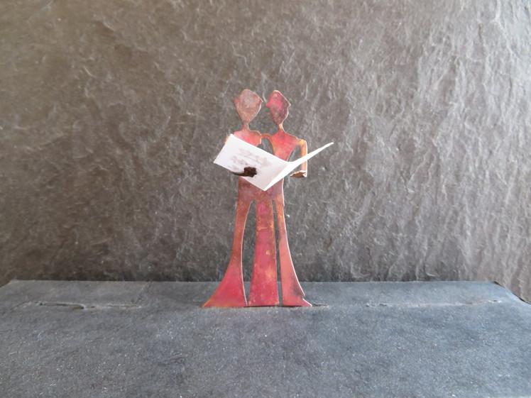 joia d'autor | punt de llibre de disseny | model CANTAIRES