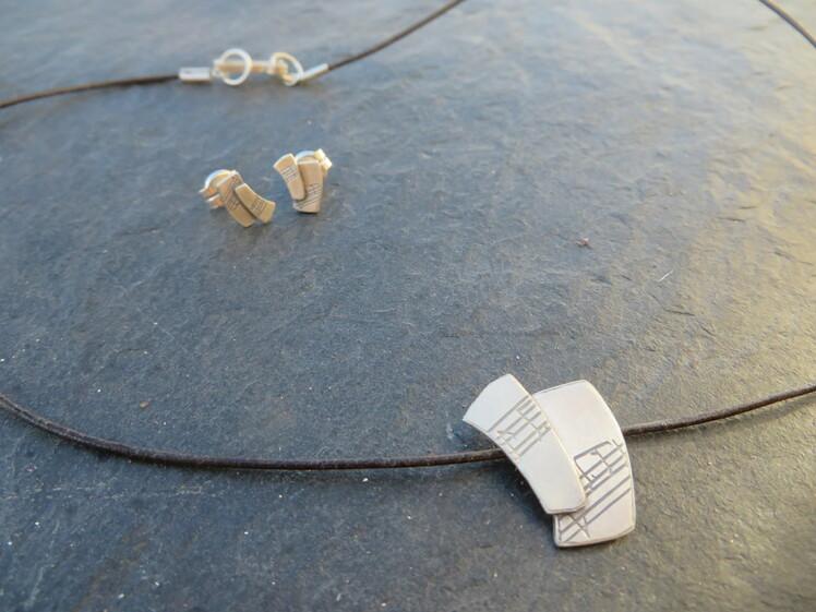 joia d'autor   disseny personalitzat  conjunt LALI