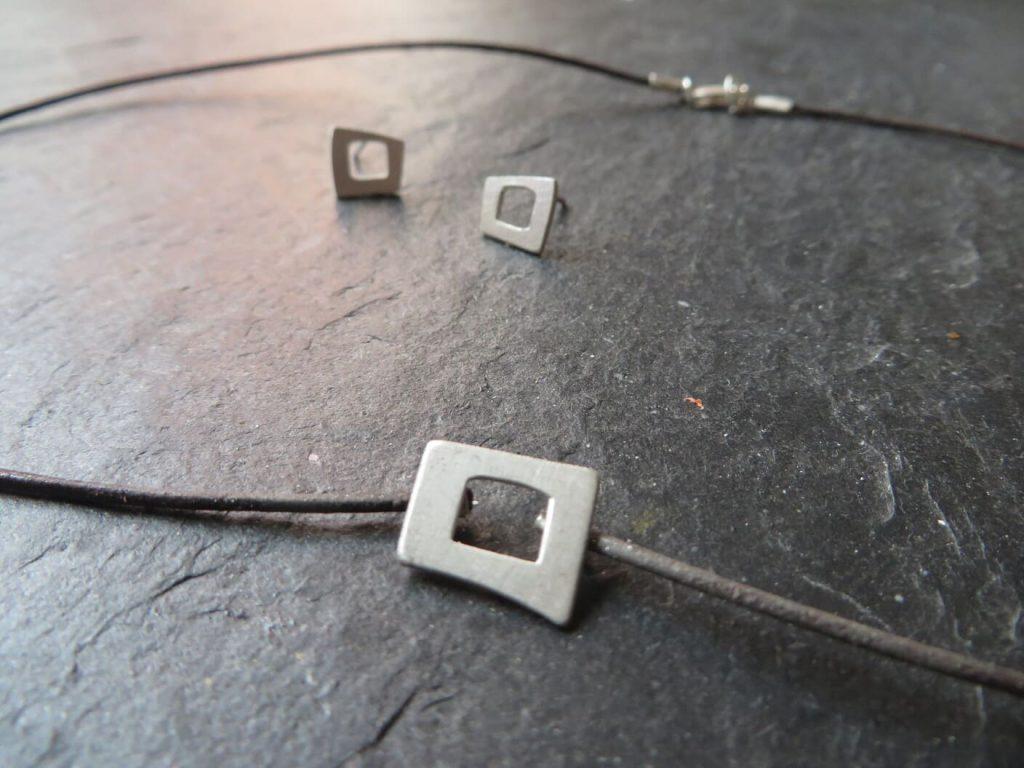 joia d'autor   disseny personalitzat  conjunt SARA