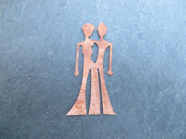 joia d'autor | punt de llibre de disseny | model PARELLA